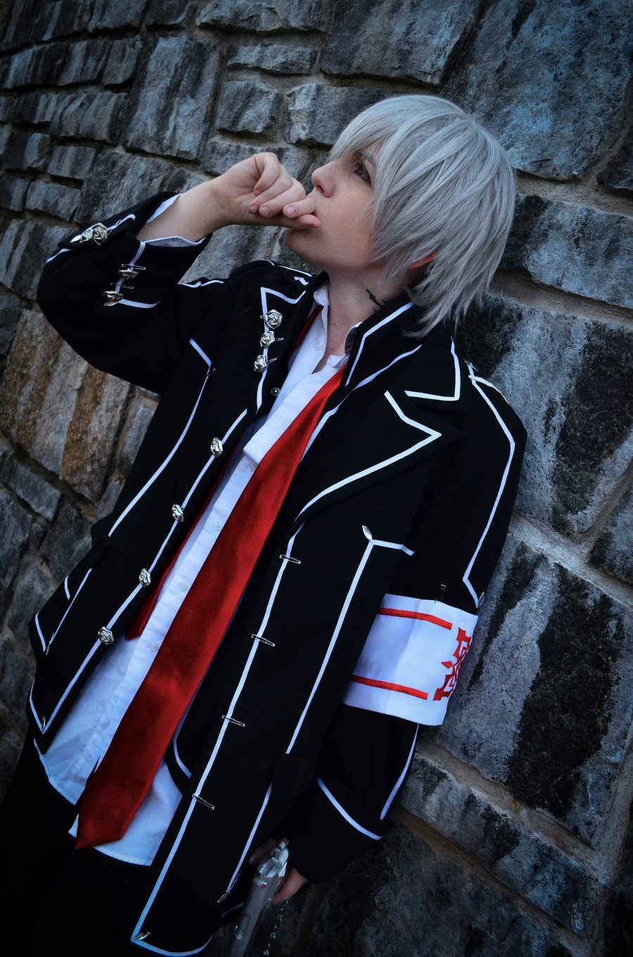 Zero Kiryu – School Uniform