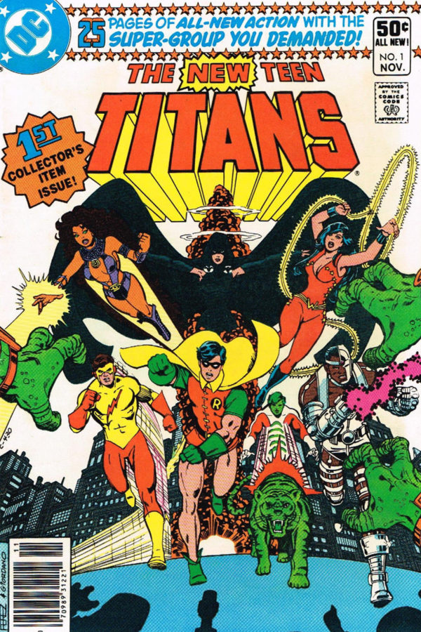 NEW-TEEN-TITANS-1-Grade-90-Bronze-Age-find-from-DC-Comics-291504040205