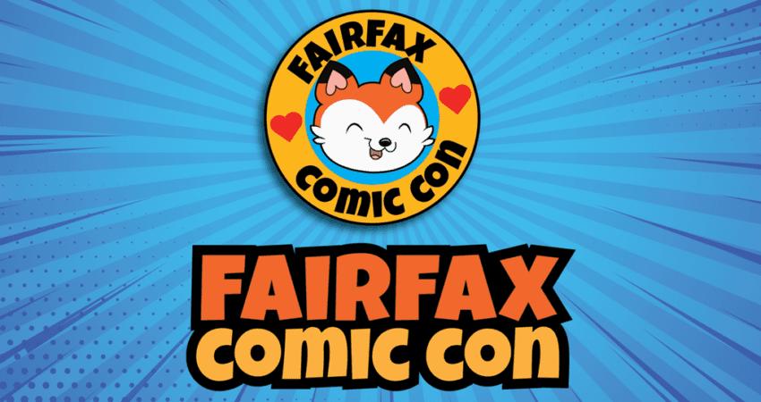Fairfax Comic Con 2018