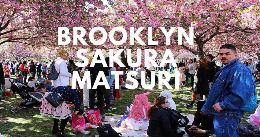 Brooklyn Sakura Matsuri 2012