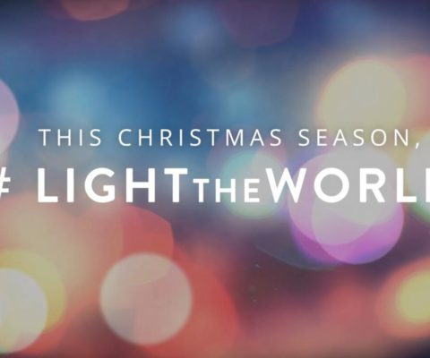 #LightTheWorld 2018