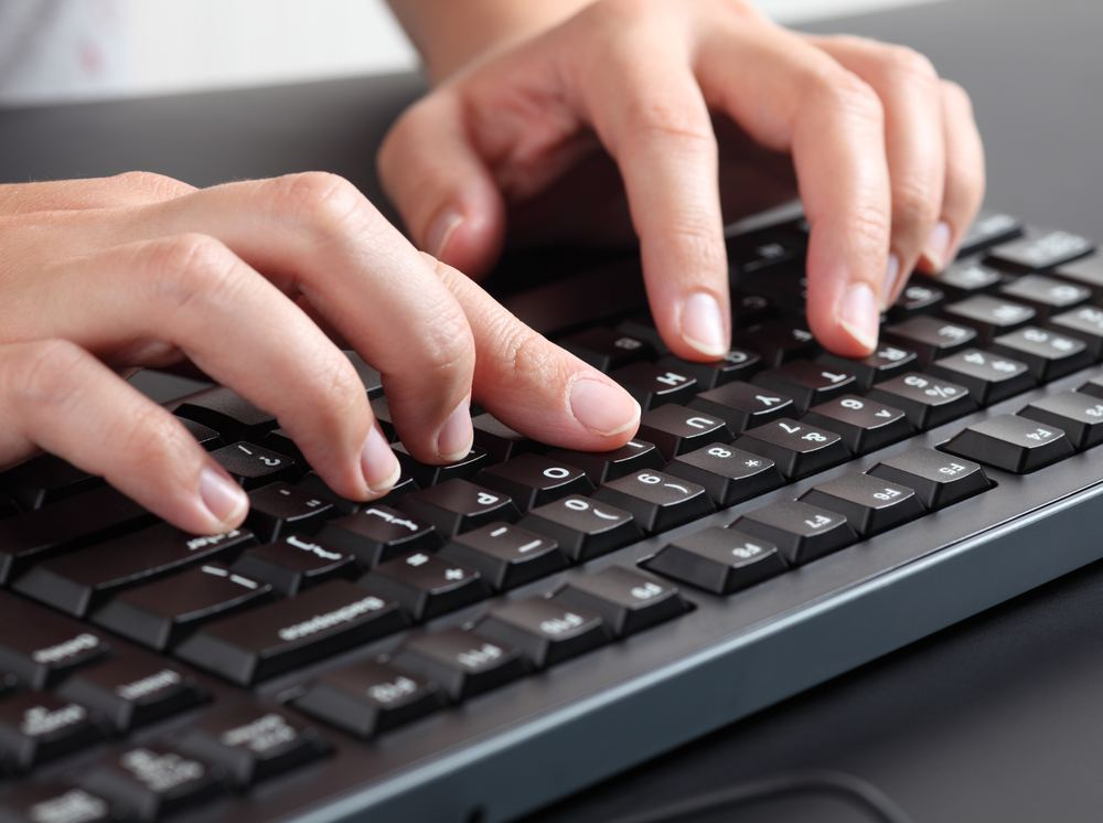 I Hated Typing – But It Opened Up a World For Me