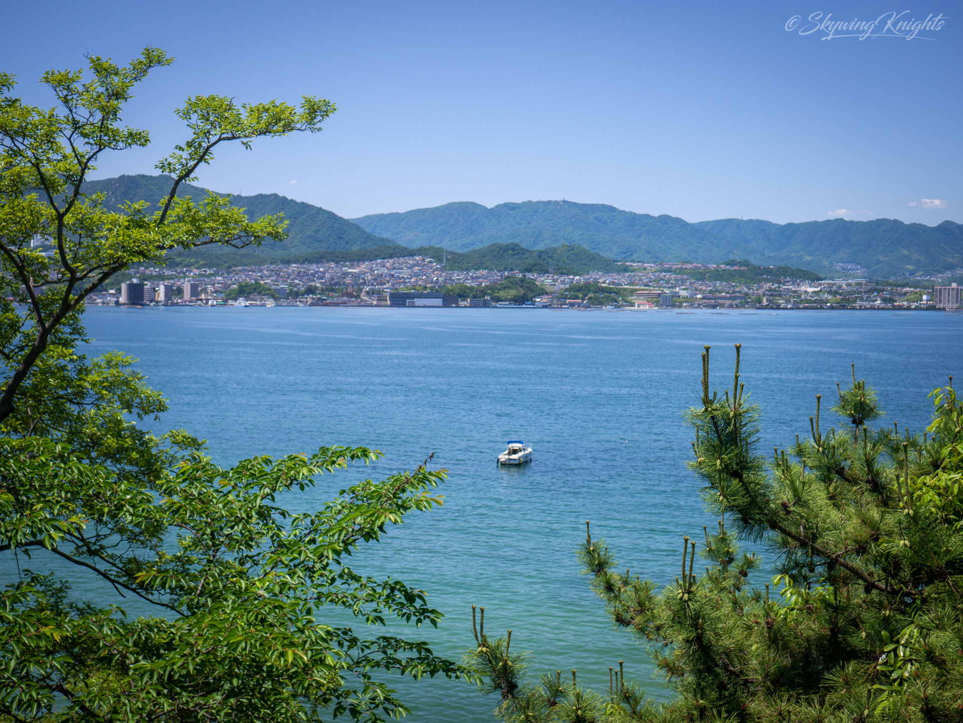 Miyajima Ocean View Drift