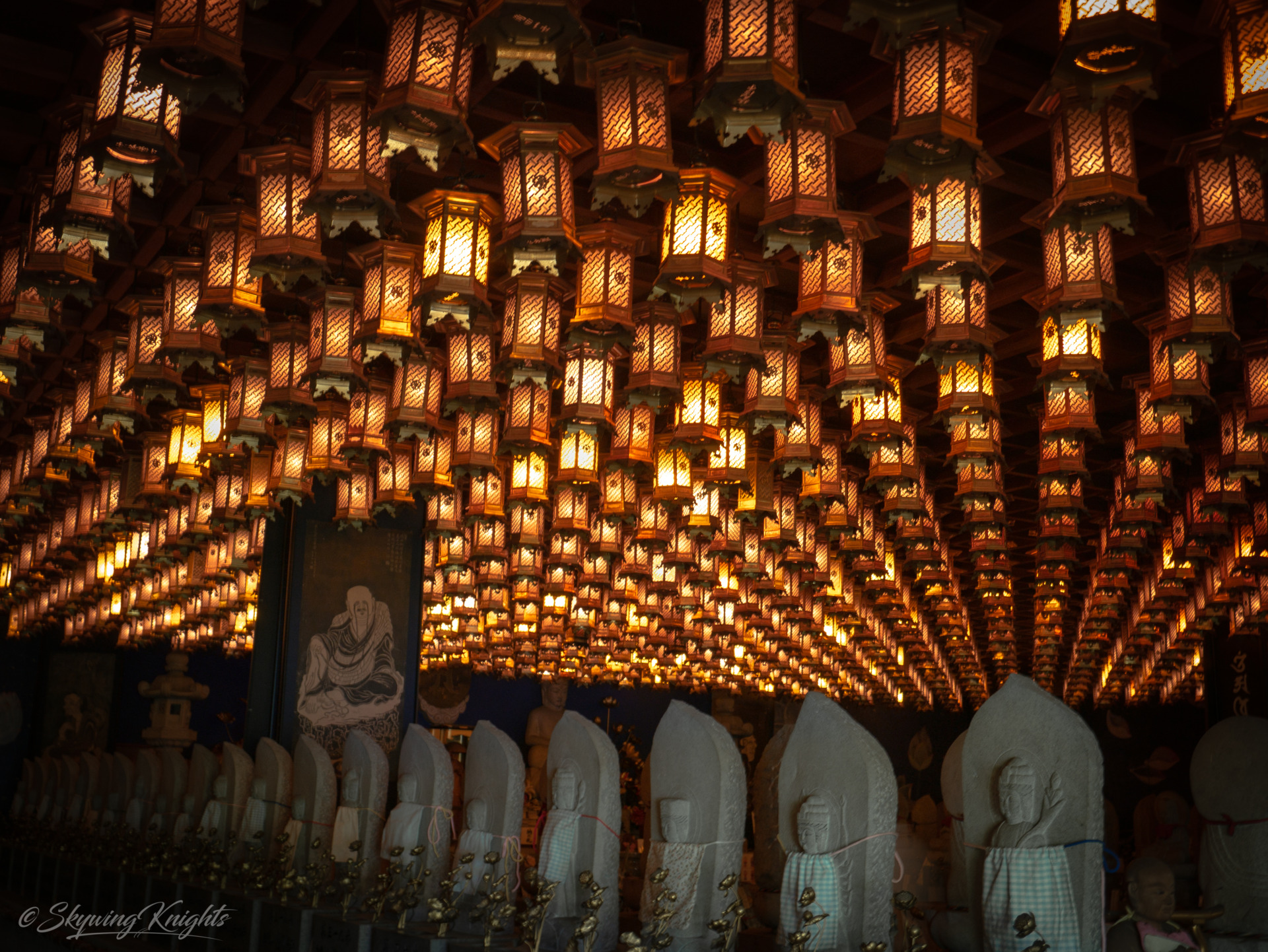 A Hundred Lanterns
