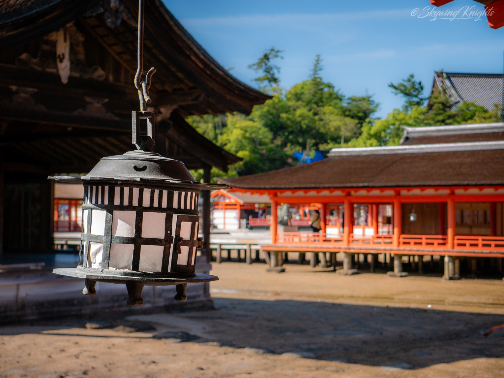 Miyajima Without The Tide