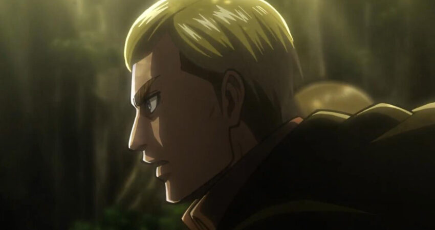 Erwin Smith Costume Stat Page Up!