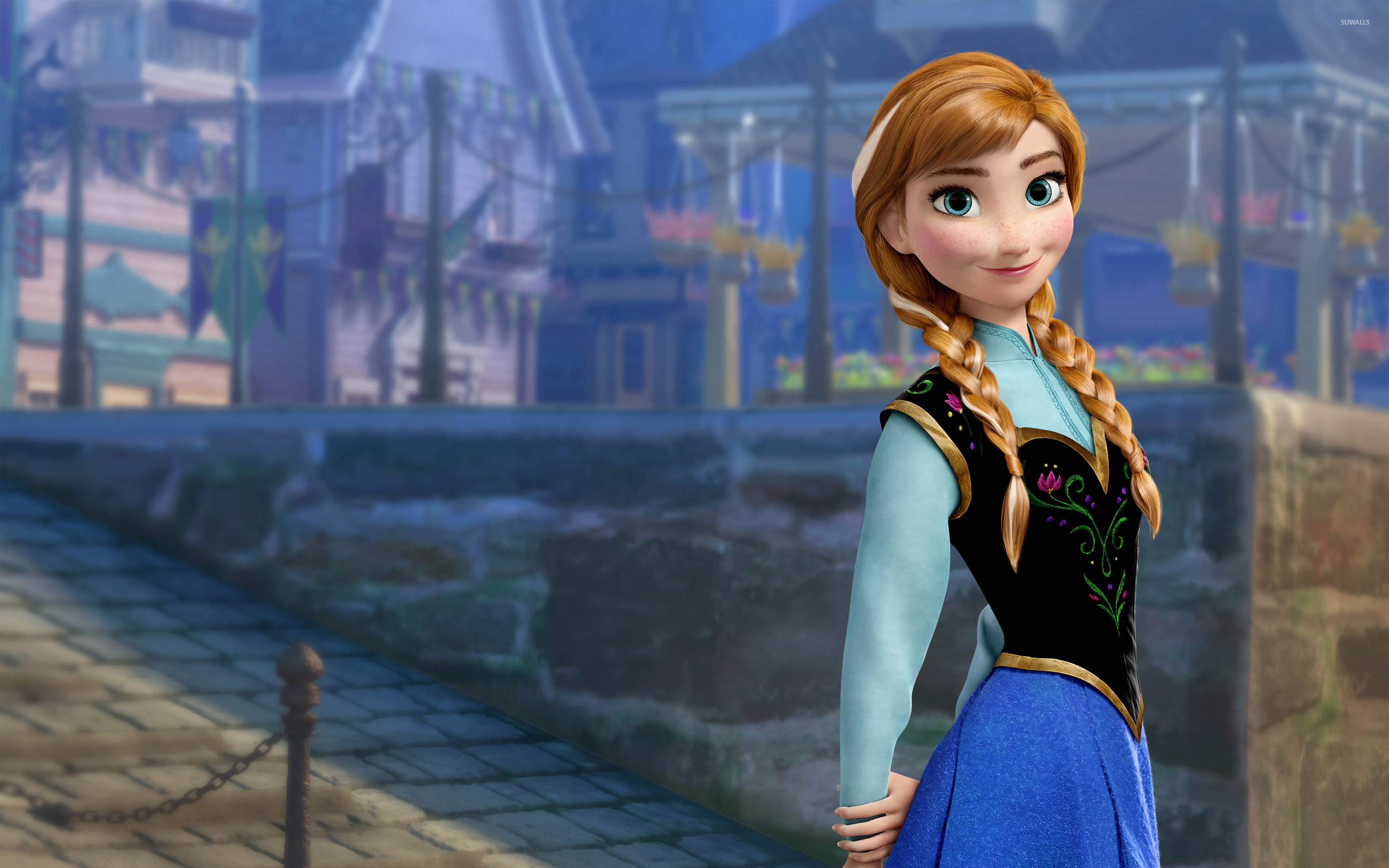 Princess Anna of Arendelle Costume Stat Page