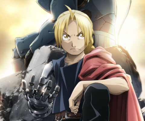 Edward Elric Costume Stat Page Up!