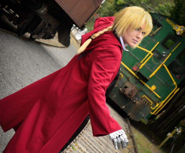 Edward Elric – Down the Tracks