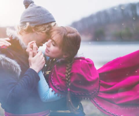 "Cosplay: Anna X Kristoff Photoshoot ""My True North"""