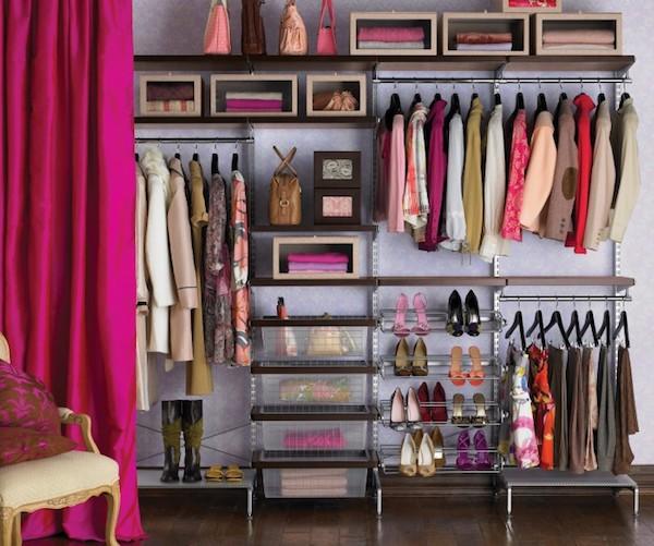 Marie Kondo Closet 2