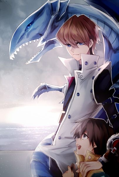 Constant - Kaiba Brothers Fan Fiction